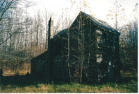 Photo Dixontown Rd. Abandon House 80-17A 2004-11-8
