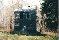 Photo Dixontown Rd. Abandon House 80-18A 2004-11-8