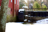 Kirbys Mill Water Wheel