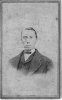 Photo_Unknown Portraits_Webb's Union Gallery - Man in bowtie