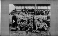 Photo_Medford Baseball Team_1st on S. Medford Grounds_1915